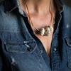 Sand Dollar Necklace - Stash Co