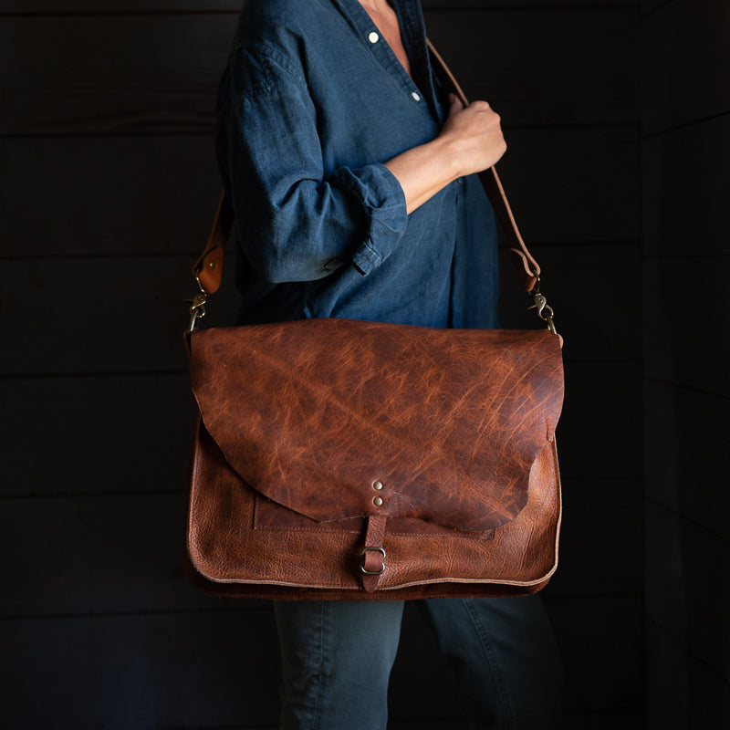 Briefcase | Sienna Bison