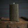 Flask 12oz | Olive Flask Stash - Stash Co