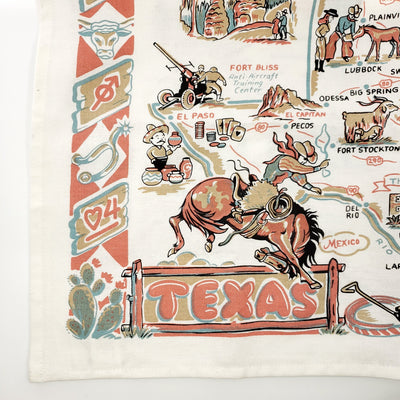 Texas Tea Towels