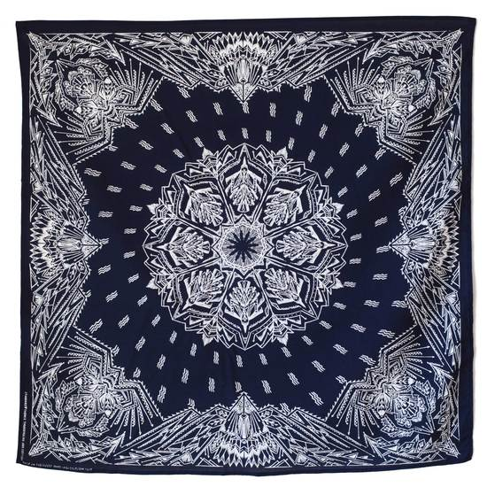 Thunderbird Bandana in Navy