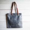 Minimalist Tote | 1900 Gray Tote Stash - Stash Co