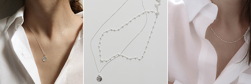 925 Silver Necklace | 925 Silver Jewellery | A KIND OOOF