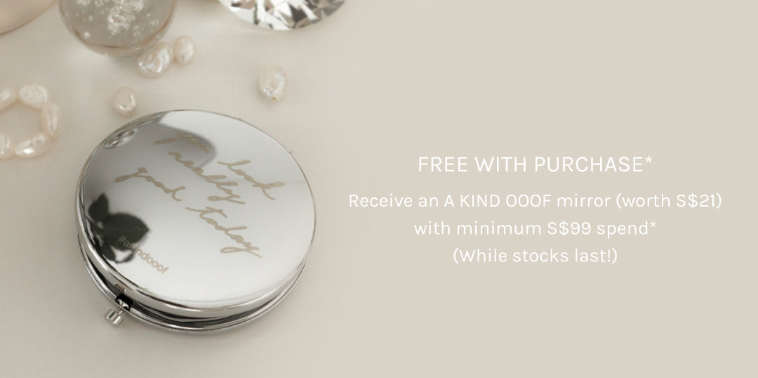A KIND OOOF Mirror | 925 Silver Jewellery | A KIND OOOF