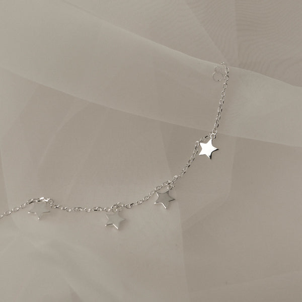 925 You Are My Lucky Star Bracelet