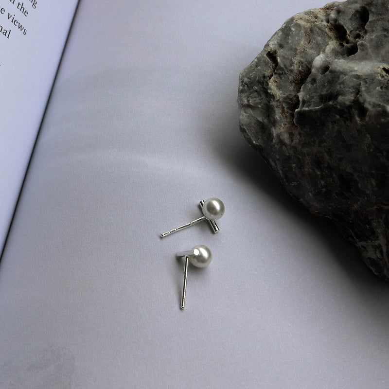 925 Harmony Stud Earrings