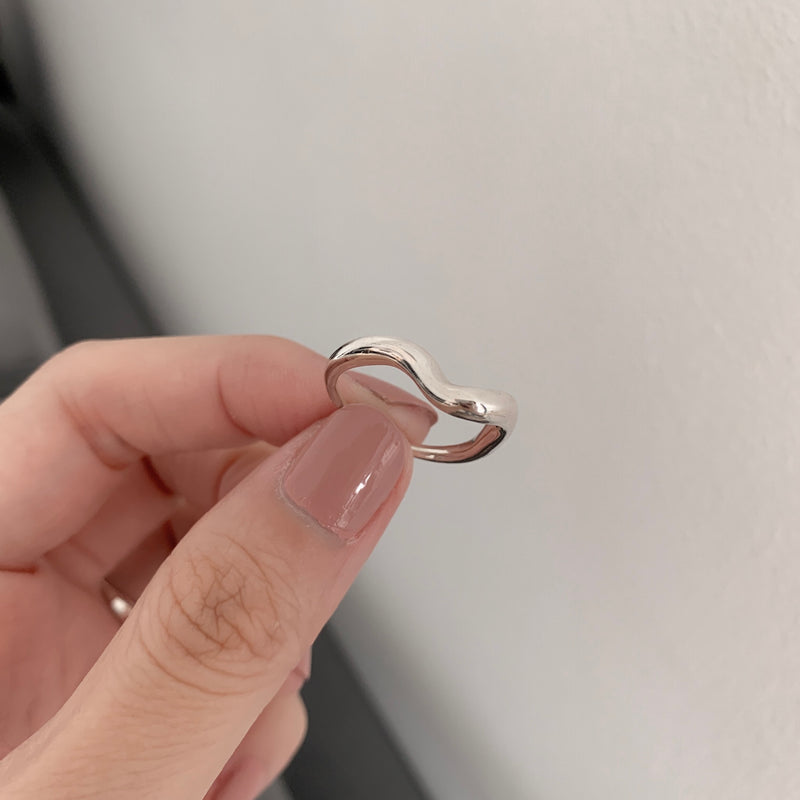 925 Heartbeat Ring <br><font>Size 9•13•15</font>