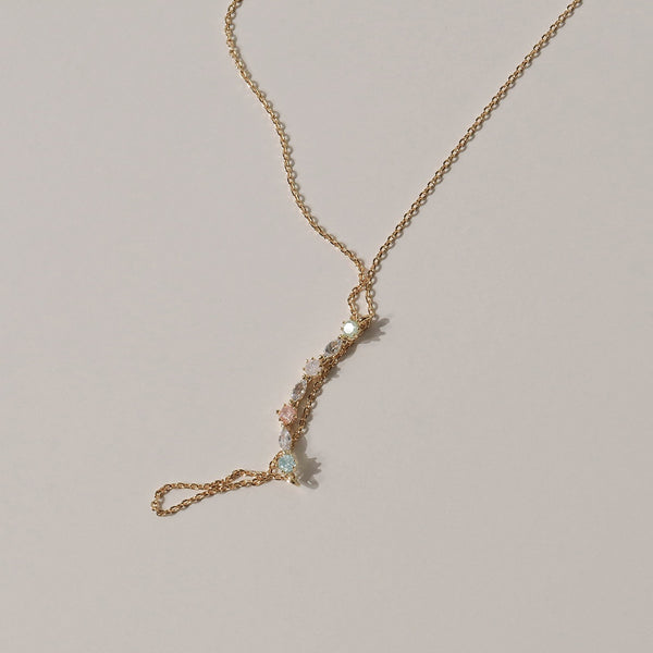 Abloom Crystal Necklace | A KIND OOOF