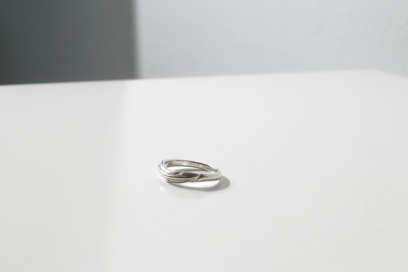 925 Feather of an Angel Ring <br><font>Size 12•14•16</font>