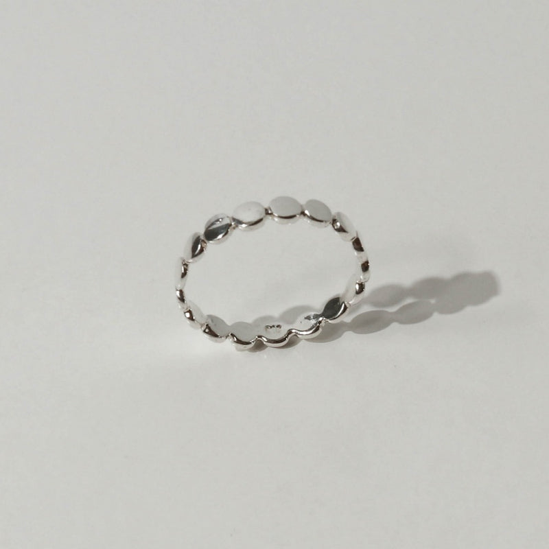 925 Bubble Ring <br><font>Size 9•10•11•12•13•15</font>