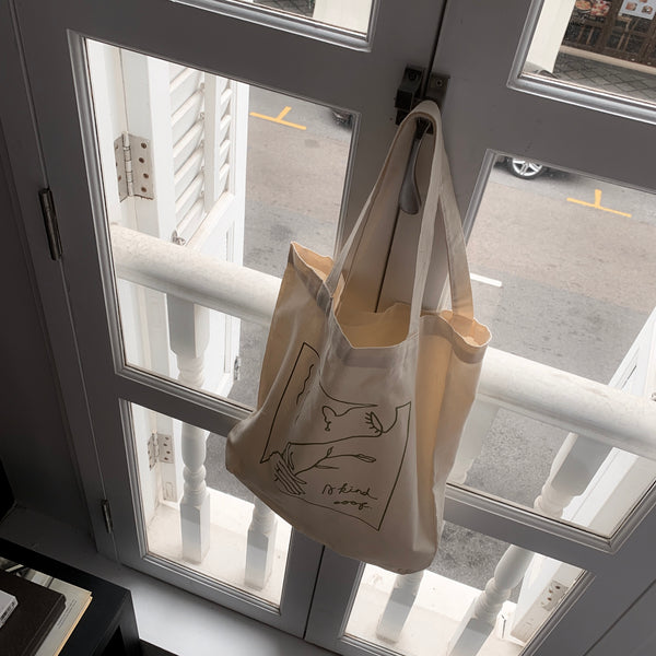 A KIND OOOF Tote - The Modern Lady
