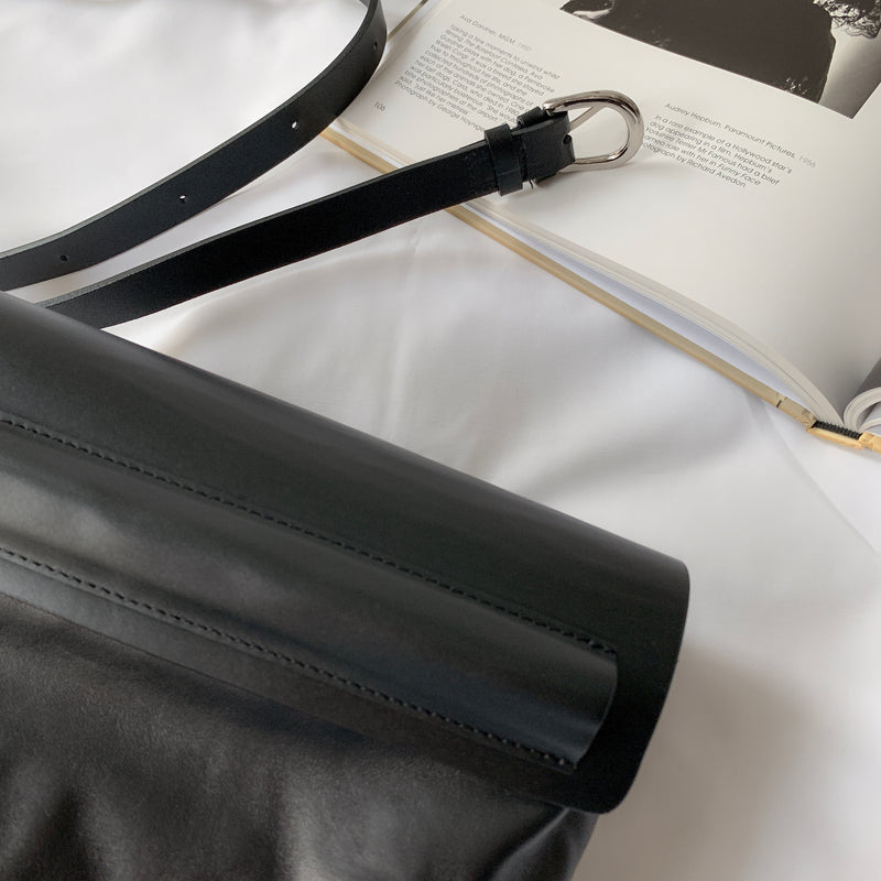 RUSCHED CROSSBODY BY BUCKS & LEATHER (Seoul)