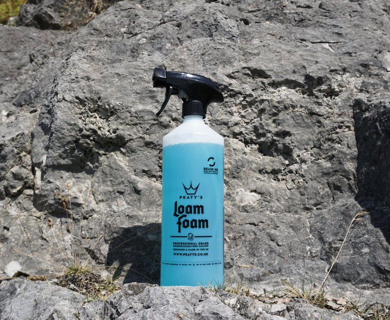 1L / 34oz Peaty's LoamFoam Professional Grade Bike Cleaner - MD2 Distribution - Wholesale Distributors of Cycling Parts in the United States