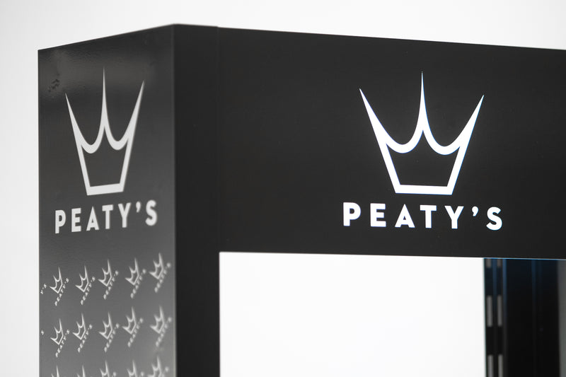 Peaty's POS Stand 2020