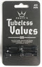 Peaty's Tubeless Valves (pair) - 40mm - Black - MD2 Distribution - Wholesale Distributors of Cycling Parts in the United States