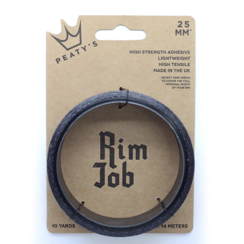 Peaty's RimJob Tubeless Rim Tape - MD2 Distribution - Wholesale Distributors of Cycling Parts in the United States