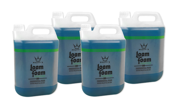 5L / 1.3 gallon Peaty's Loam Foam Concentrate (4x Case)
