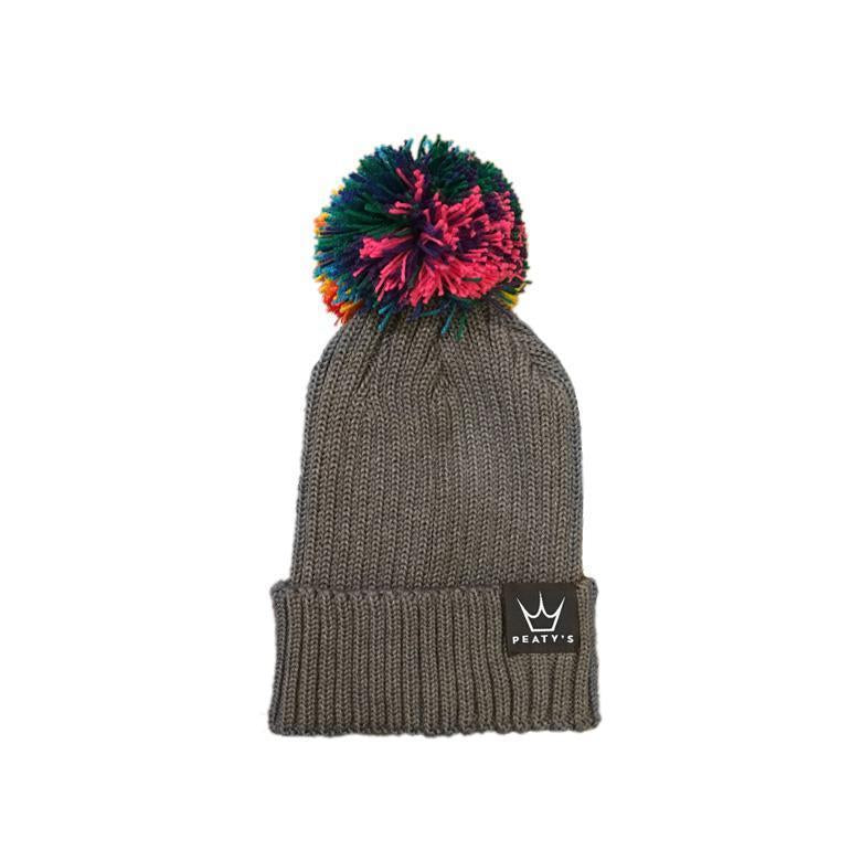 Peaty's Merino Bobble Hat - MD2 Distribution - Wholesale Distributors of Cycling Parts in the United States