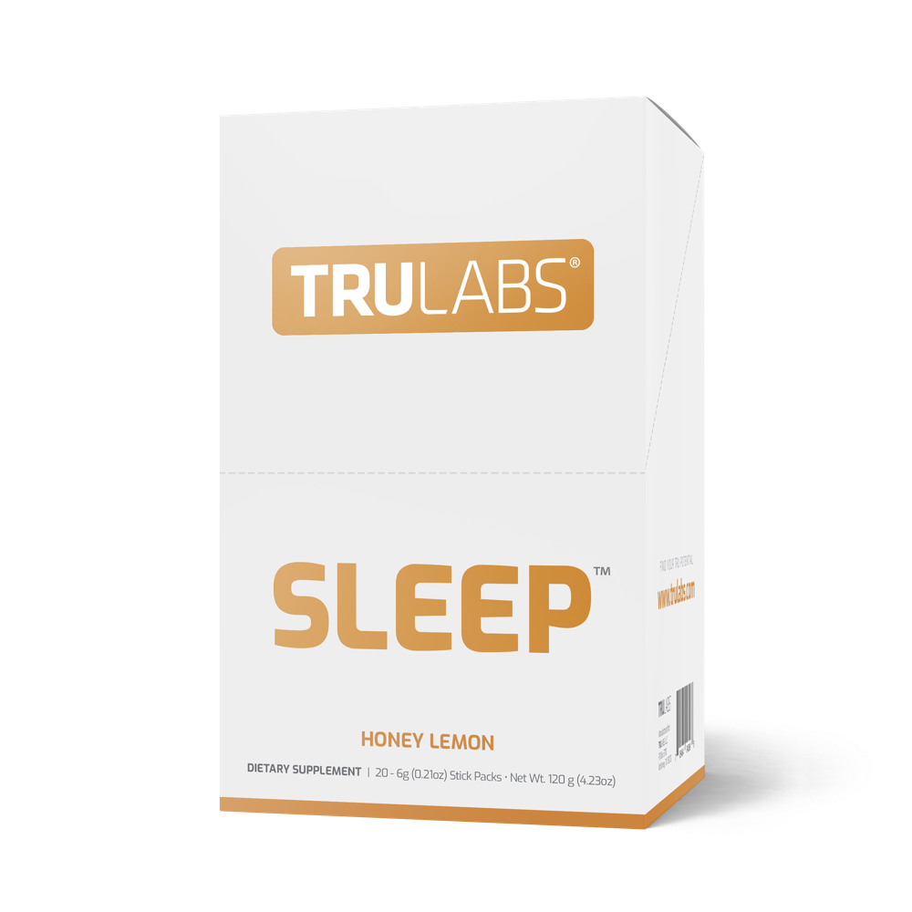 Sleep: Honey Lemon - single serve sleep aid | TruLabs