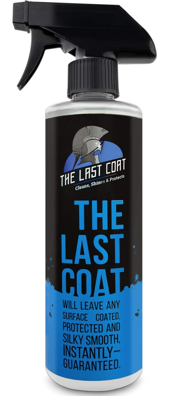 The Last Coat Car Polish (TLC2)- Upgraded Formula Liquid Coating Protection 16oz