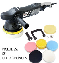 Load image into Gallery viewer, Professional Dual Action DA Car Polisher Buffer Sander Polishing Waxing Kit 240v