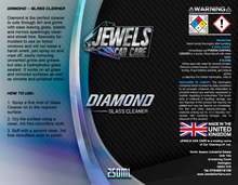 Load image into Gallery viewer, Jewels Diamond - Glass Cleaner