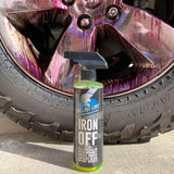 The Last Coat -Iron Off - Professional Iron Remover and Wheel Cleaner