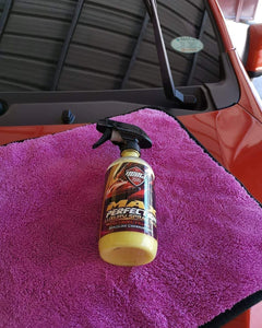 PEARL NANO Spray wax. Carnauba Wax