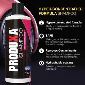 Produxa Shampoo 16oz- Hyper-Concentrated