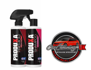 PRODUXA Premium Super Gloss & Ultra Hydrophobic Shine Spray (Various Sizes)