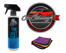 Load image into Gallery viewer, The Last Coat Car Polish - Water Based Liquid Coating Protection 16oz