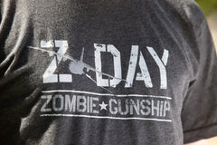 Z-Day Gunner - Dark Heather Gray