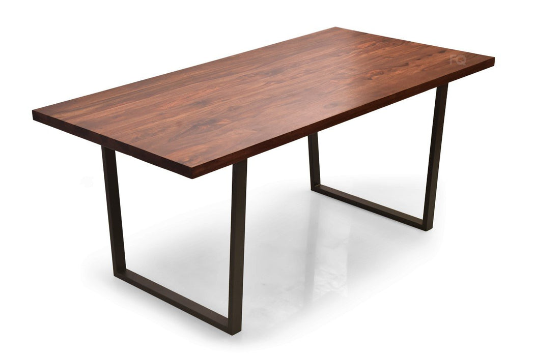 Chelsea Dining Table in Teak Finish