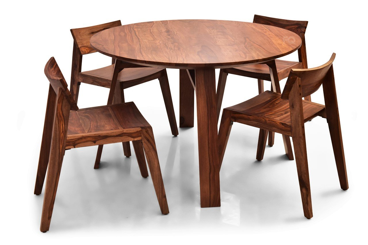 Ella Round 4 Seater Dining Sets