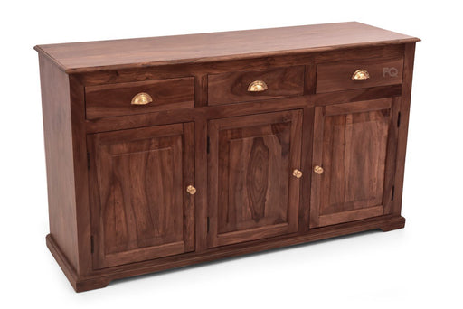 Chapman Cabinet in Teak Finish