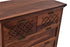 Zen Chest Of Drawers in Teak Finish