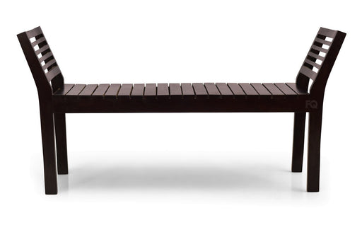 Andy Bench in Mahogany Finish