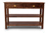 Portland Console Table in Teak Finish