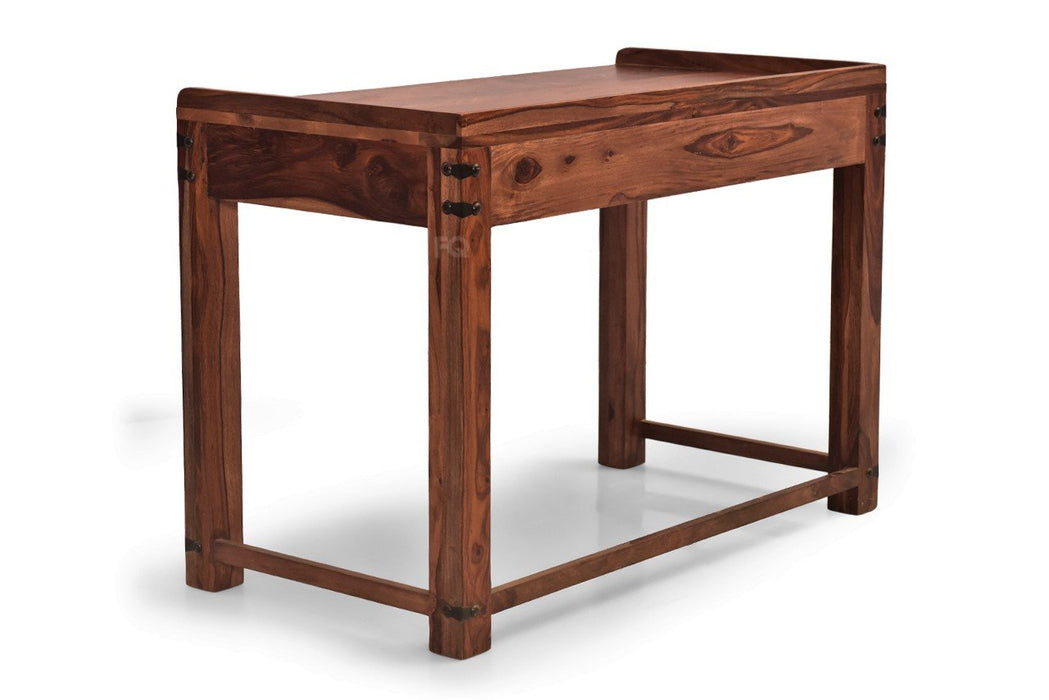 Chapman Study Table in Teak Finish
