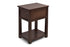 Charlie Bed Side Table in American Walnut finish