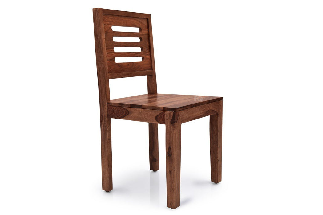 Arnold - Ricky 6 Seater Dining Set in Teak Finish