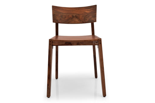 Joy Chair in Teak Finish