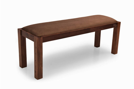 Richard Bench in Teak Finish