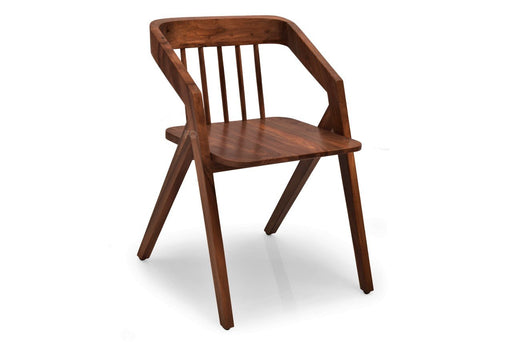 Skye Chair in Teak Finish
