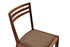 Aspen Chair in Teak Finish