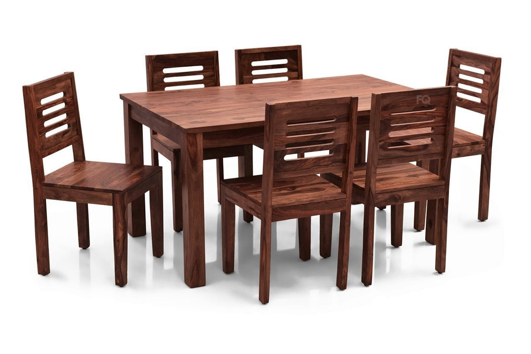 Leo - Ricky 6 Seater Dining Set