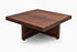 Columbus Center Table in Teak Finish
