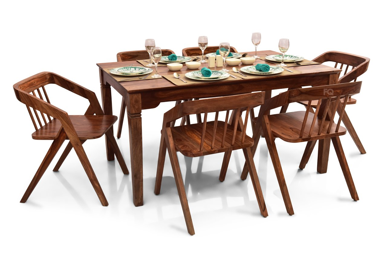 All 6 Seater Dining Sets (Compact)