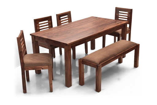 "Leo XL 69"" - Richard 6 Seater Dining Set"