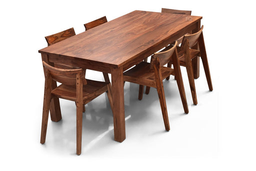 "Leo XL 69"" - Joy 6 Seater Dining Set"